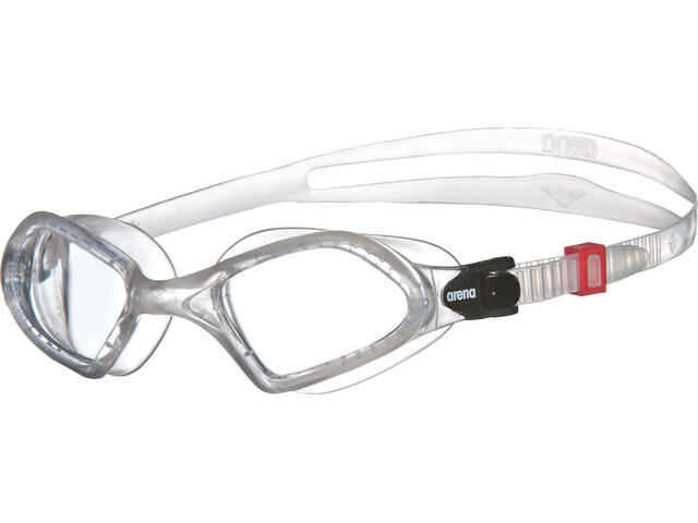 arena Smartfit Swim Goggles clear-clear-clear